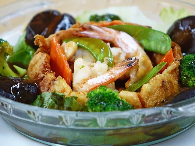 chinese food, restaurant, asian food
