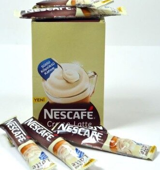 Nescafe Coffee With Its Exquisite, Great Aroma
