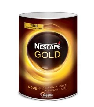 Nescafe gold instant coffee 900 gr tin | coffee |