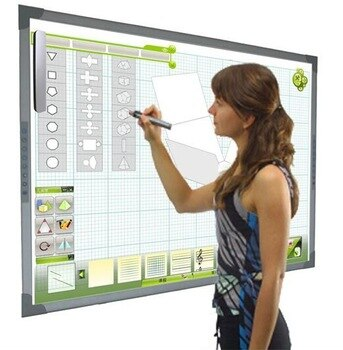 2018 Ultrasonic Interactive Electronic Whiteboard Support Windows OS, Mac Os And Android Best Performance Pocket