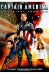 Captain America: The First Avenger DVD (Widescreen; Additional Footage; Soundtra