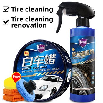 cars Polish for Car White Solid Car Wax Protectioin Waterproof