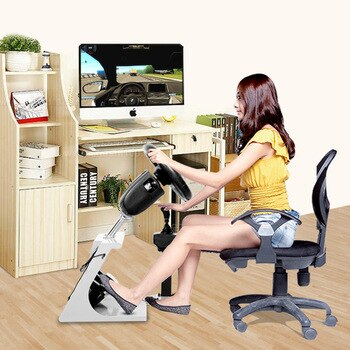 Driving school drive learning simulator game steering wheel european truck model racing car play computer games english software