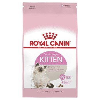 Royal Canin 36 Kitten Dry Cat Food 2 kg Healthy Growth Feeding Pet Immunity Flora Support