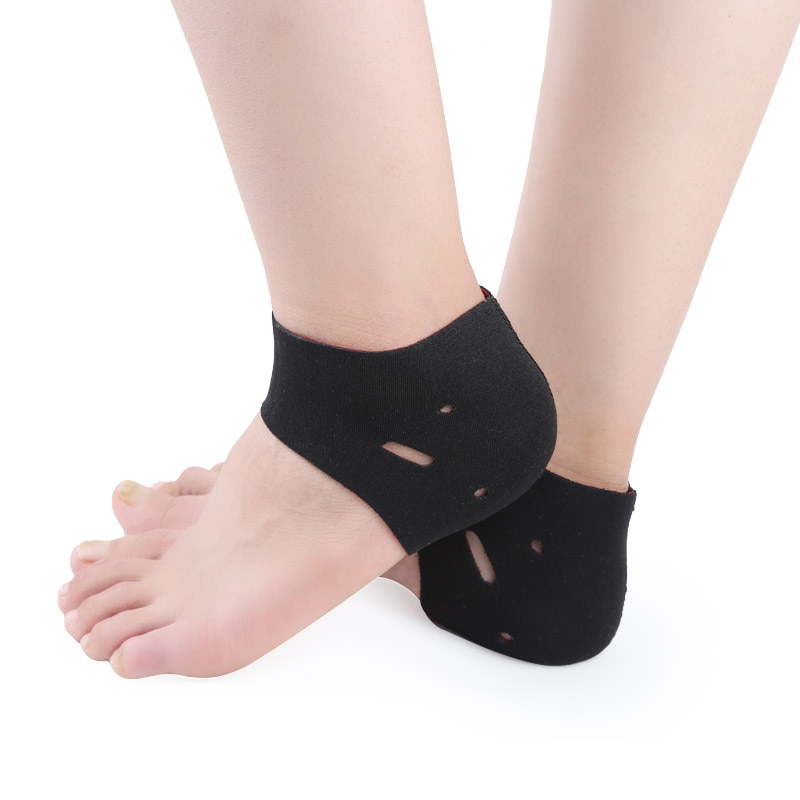 2Pcs Plantar Fasciitis Therapy Wrap Foot Heel Pain Relief Sleeve Heel Protect Sock Ankle Brace Arch Support Orthotic Insole