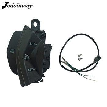 For Ford Focus 3 Mk3 Kuga Escape 2012 2013 2014 2015 Cruise Control Switch Multifunction Navigation Player Steering Wheel Button