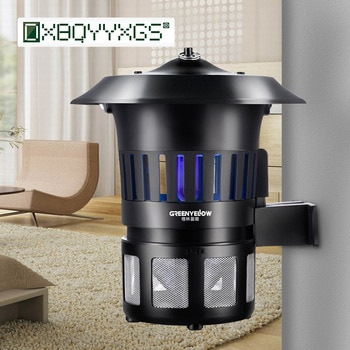 Indoor Electronic Photocatalyst Mosquito Killer Lamp Insect Mosquito Fly Moth Trap Pest Control Anti-Mosquito 220V CN Plug
