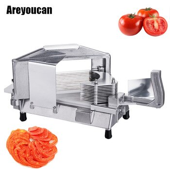 Lounged Tomato Lemon Cucumber Orange Onion Cheese Slicer Fruits Vegetable Cutter Slicer Manual commercial Tomato Slicer