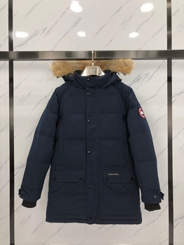 Original 2020 Winter Coats For Men Fashion Style Canada Goose Emory Parka Original New Canada Goose Jacket For Men Windproof m