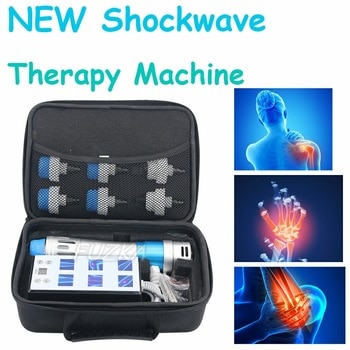 Shockwave Therapy Machine Health Care Shock Wave ED Treatment And Relieve Muscle Pain Physiotherapy Extracorporeal Massager