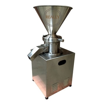 Stainless Steel Peanut Butter Colloid Mill Grinder Machine Tomato Sesame Chili Sauce Processing Equipment