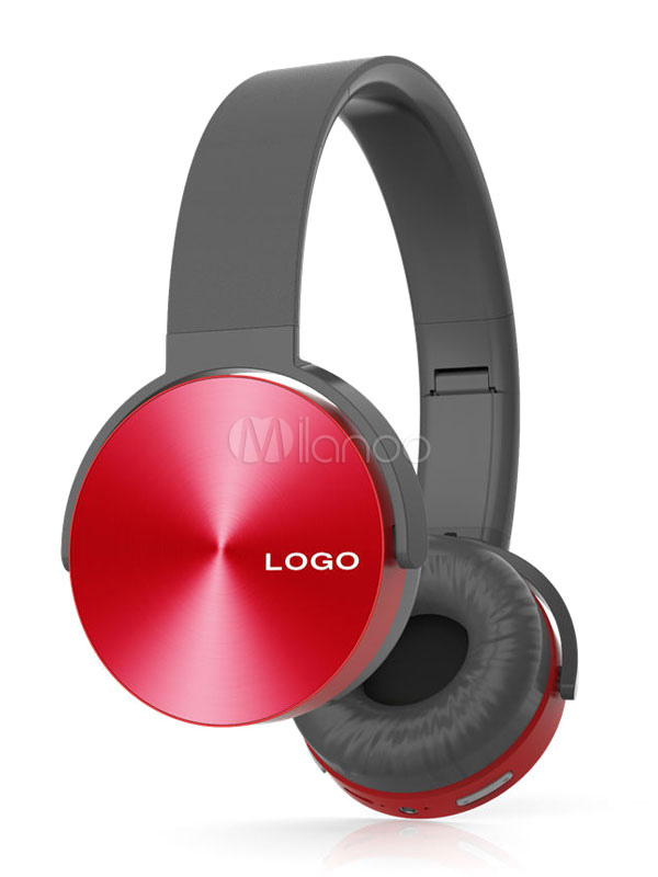 Wireless Stereo Headset Bluetooth 4.1 Noise Cancelling Music Control Smart Headphone Microphone