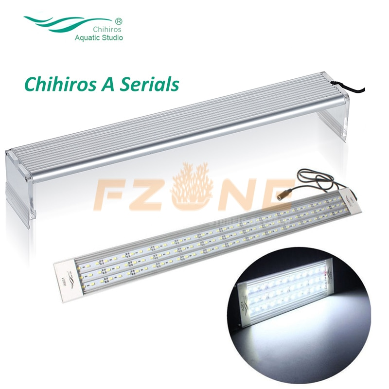 Chihiros A Series Aquarium Led Lighting Plants Growing Lid Light Fish Tank Overhead 5730 LED Lamp with Dimmer Controller